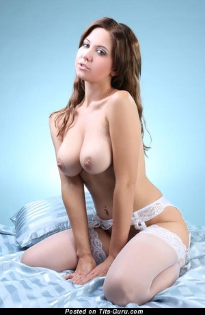 Image. Wonderful girl with big natural tittes image