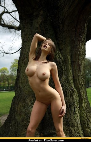 Fine Gal with Fine Defenseless Great Tittes (Hd 18+ Photo)