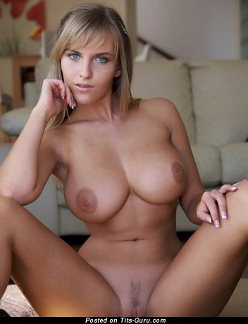 Image. Nude wonderful female with big breast pic