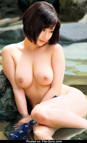 Image. Unknown - sexy asian brunette with big boobies image