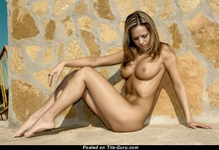 Claudia A - nude hot girl with big tittes picture
