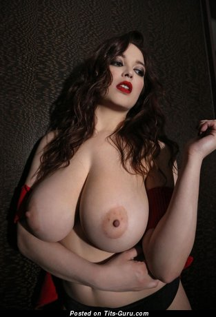 Grand Babe with Grand Bald Real Substantial Tittys (Hd Sexual Photo)