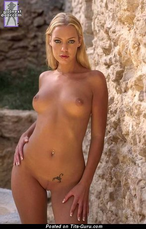 Dorien Rose Duinker - Pleasing Dutch Blonde Babe with Pleasing Exposed Real Minuscule Chest (18+ Picture)