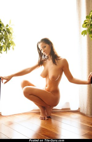 Angel Dark - Fine Slovak Babe with Fine Nude Real Normal Tittys (Hd Sexual Photoshoot)
