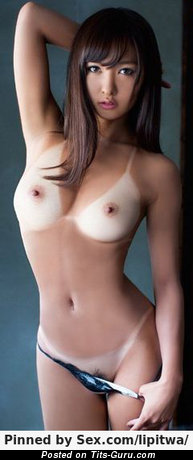 Image. Razika Takigawa - naked awesome female with medium tittys image