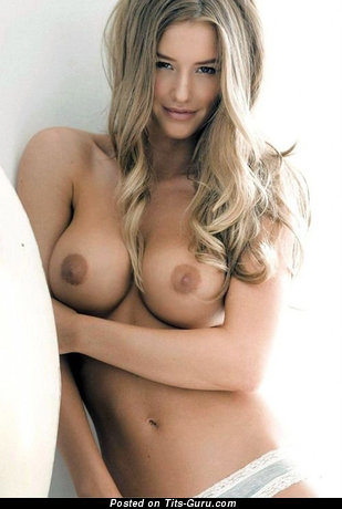 Image. Sexy nude nice lady with big breast photo