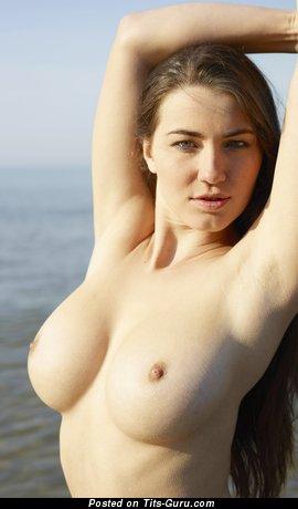 Image. Yara - naked wonderful girl with big boob photo