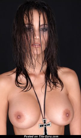 Zsuzsanna Ripli - Wonderful Hungarian Lady with Wonderful Bald Average Titties (Hd Sex Foto)