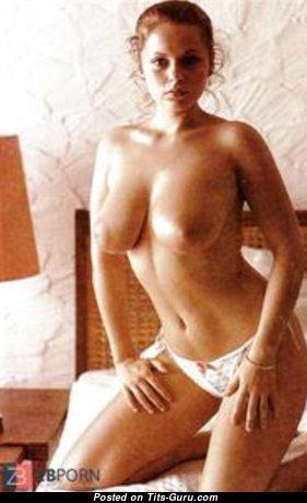 Joanne Latham - Splendid Nude British Red Hair (Vintage Hd Sex Photo)