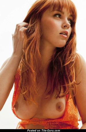 Image. Sexy red hair photo