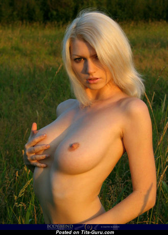 Maria Koenig - Magnificent Topless Lassie with Magnificent Defenseless Natural C Size Tittes (Hd 18+ Wallpaper)
