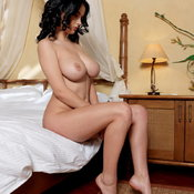 Lana - nice female with big natural tittes photo