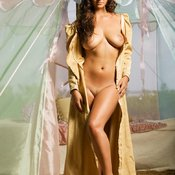 Amiee Rickards - brunette with big natural tittes image