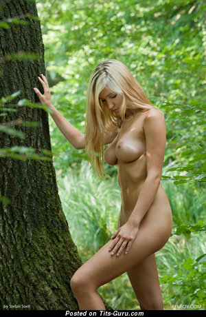 Image. Daniela Rosch - sexy topless hot female image