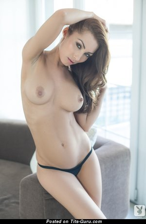 Image. Nice woman with medium breast picture
