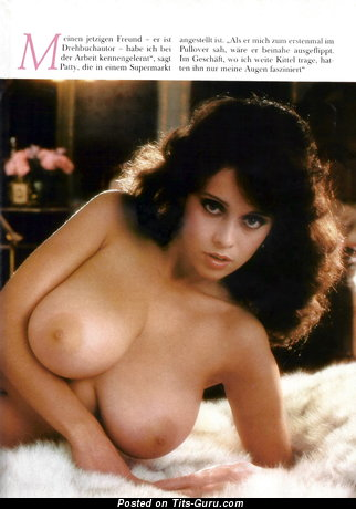 Image. Hot girl with big natural breast image