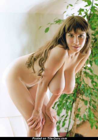 Image. Yulia Nova - nice lady with huge natural boobs picture
