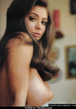 Cynthia Myers - Amazing American Playboy Chick with Amazing Nude Real Sizable Tots (18+ Image)