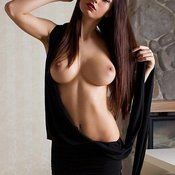 Hot woman with big natural tittes picture