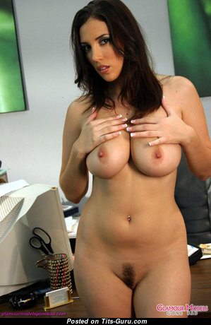 Jelena Jensen - Pleasing American Red Hair Pornstar with Pleasing Naked Natural Tits (Hd Sex Foto)