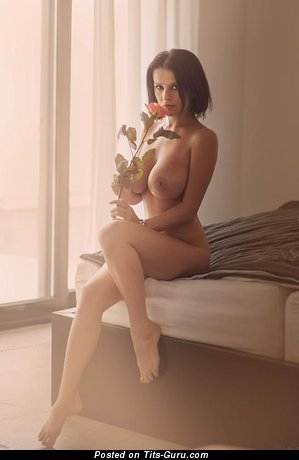 Image. Nice girl with big natural tittes image