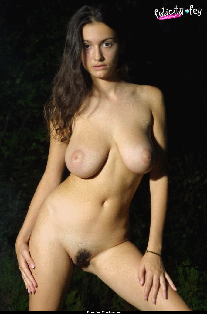 Image. Pashchenko, Svetlana Aka Felicity Fey - nude awesome girl with big natural breast gif