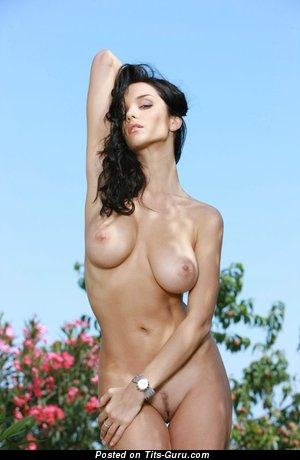 Image. Jenya D - beautiful woman with big natural tits picture