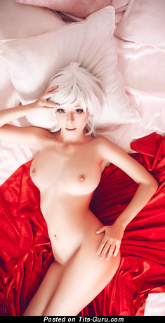 Sexy nude blonde picture