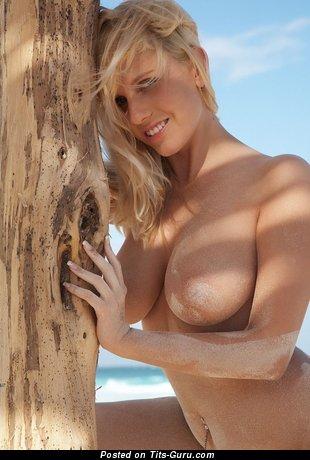 Image. Naked hot woman with big natural boobies image