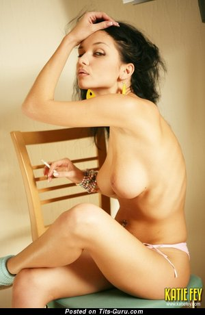 Image. Jenya D - nude awesome female with big natural breast image