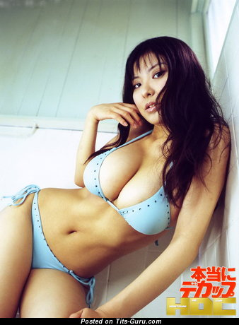Image. Naked asian with big natural tittys pic