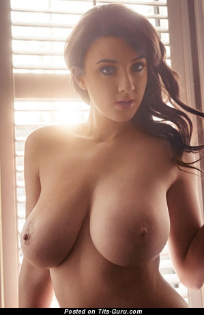 Image. Naked hot female with big natural tits photo