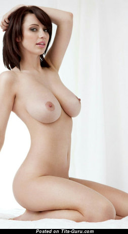 Image. Sophie Howard - wonderful lady with medium natural tittys image