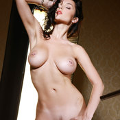 Jenya D - hot female with big tittys pic