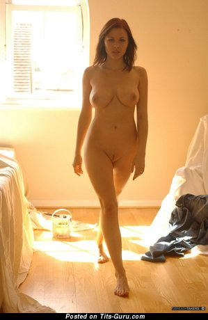Image. Nude wonderful female image