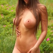 Eekat - amazing woman with big natural breast image