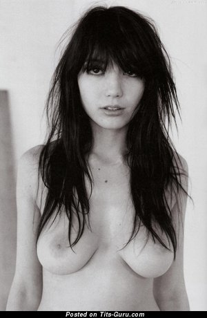 Daisy Lowe - Fine British Red Hair with Fine Defenseless Natural Normal Boobie (Hd Xxx Photo)