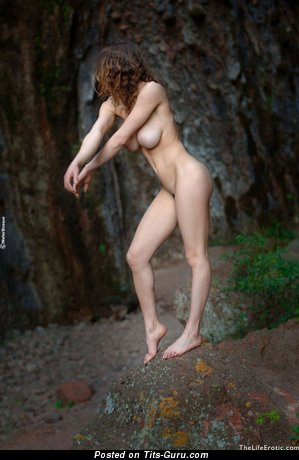 Image. Esmeralda - naked wonderful lady with small tittys pic