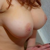 Hot lady with big tittes pic