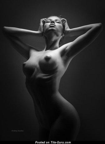 Image. Nude awesome lady image