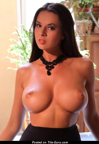Winona - Stunning Czech Dish with Good-Looking Bare Regular Boobie (Xxx Photo)