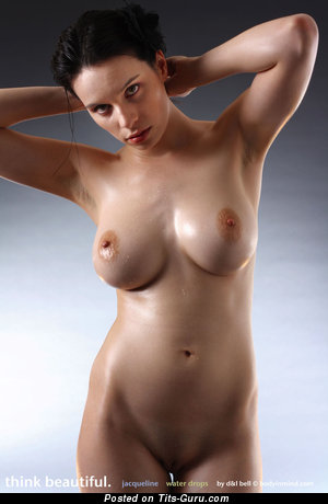 Image. Beautiful woman with big natural tittys photo