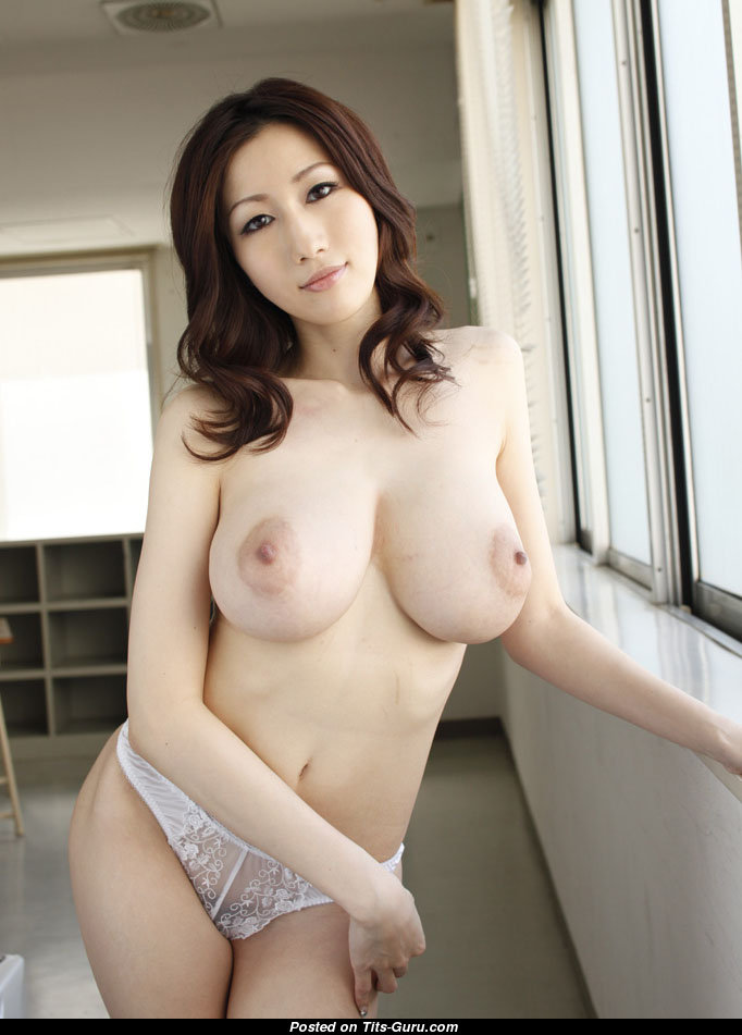 Julia Boin - Asian Brunette With Defenseless Ddd Size -9604