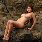 Sofi A - amazing woman with big natural tittes image
