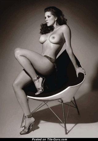 Alicia Machado - sexy naked beautiful girl image