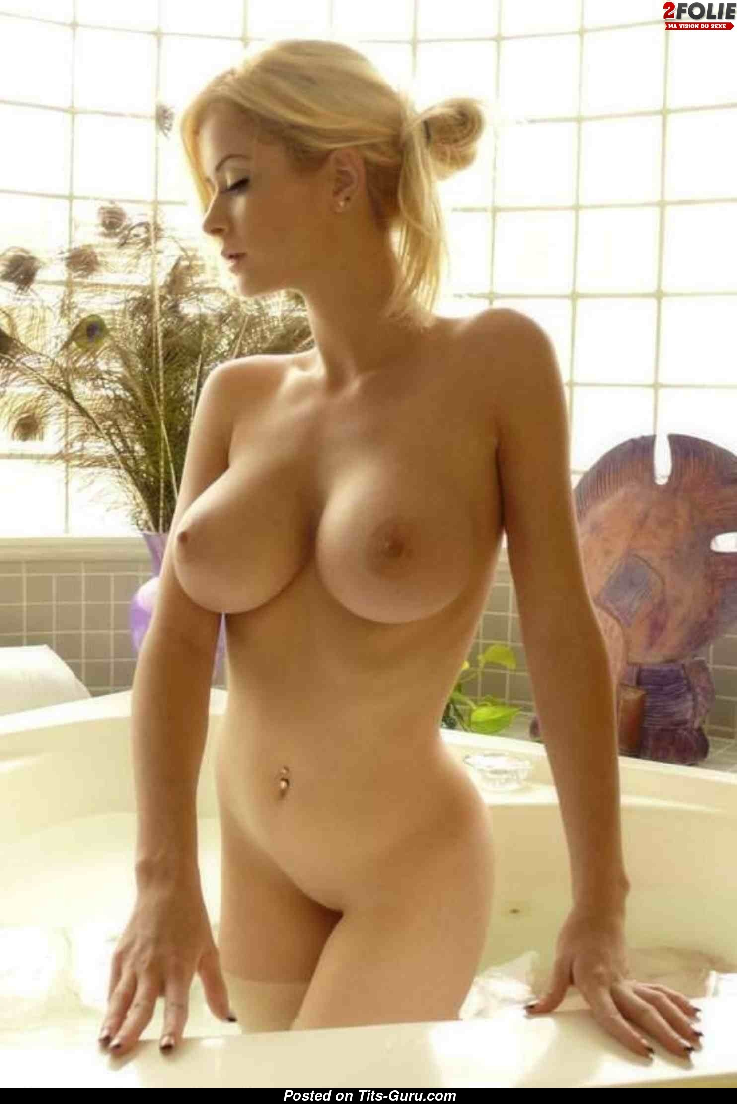 Blonde Tits Photos