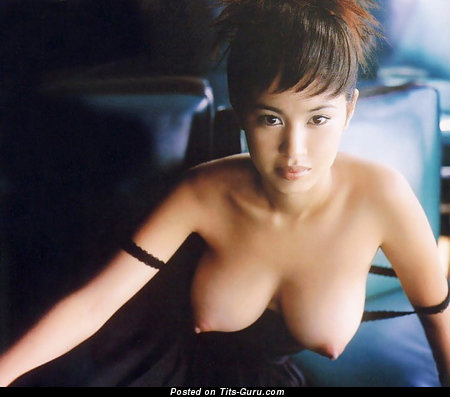Image. Sexy asian with natural boobies picture