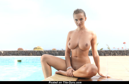 Image. Nude wonderful lady with big tots photo
