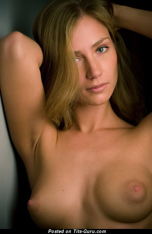Judy - nude amazing female with medium tittes picture
