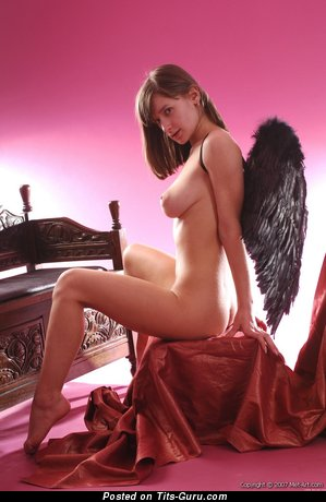 Image. Alina H - nude wonderful girl with big natural boobies pic
